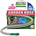 Harvest Trading Group Metal Garden Stainless Steel Hose (50')