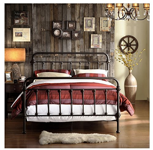 Vintage Metal Beds 8903 back
