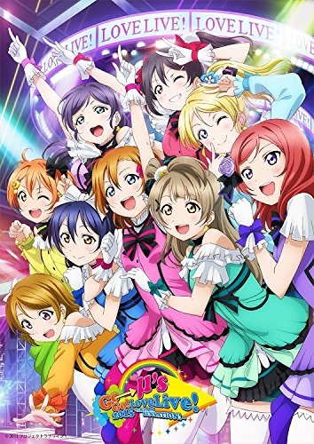 ��֥饤��!�̡�s Go��Go! LoveLive! 2015~Dream Sensation!~ Blu-ray Memorial BOX