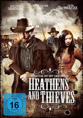 Heathens and Thieves - Das Glück ist mit dem Bösen [DVD] [Edizione: Germania]