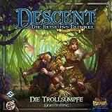 Heidelberger HEI0604 - Descent 2 Edition: Die Trollsümpfe, Erweiterung, Brettspiel