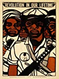 PROPAGANDA POLITICAL CIVIL RIGHTS BLACK PANTHER PARTY AFRICAN ART PRINT CC1713
