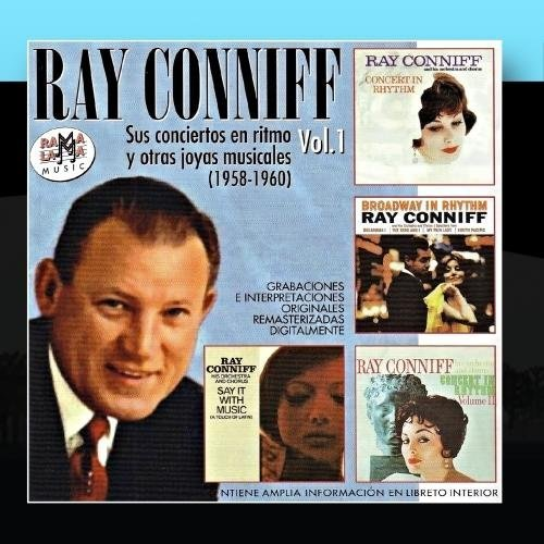 Ray Conniff - Concierto en Ritmo - Zortam Music