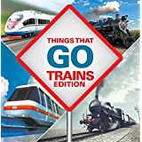 Trains for Kids Books