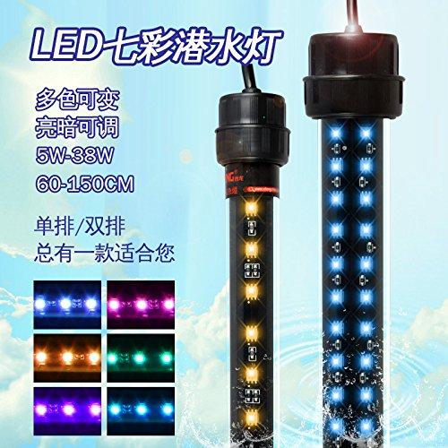 Appareil-dclairage-LED-pour-Aquarium-Fish-Tank-universallumires-marines-extensible