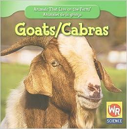 Amazon.com: Goats/ Cabras (Animals That Live on the Farm