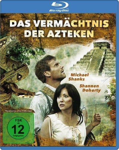 Das Vermächtnis der Azteken [Blu-ray]