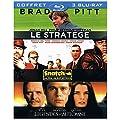 Coffret Brad Pitt - Le strat�ge + Snatch + L�gendes d'automne [Blu-ray]