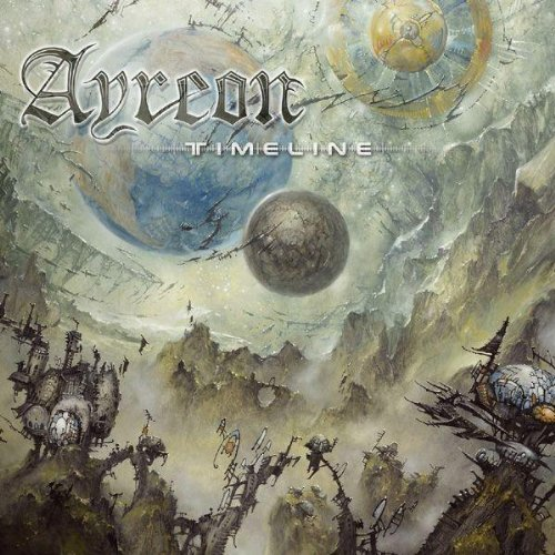 Ayreon – Timeline (3CD Box Set) (2008) [FLAC]
