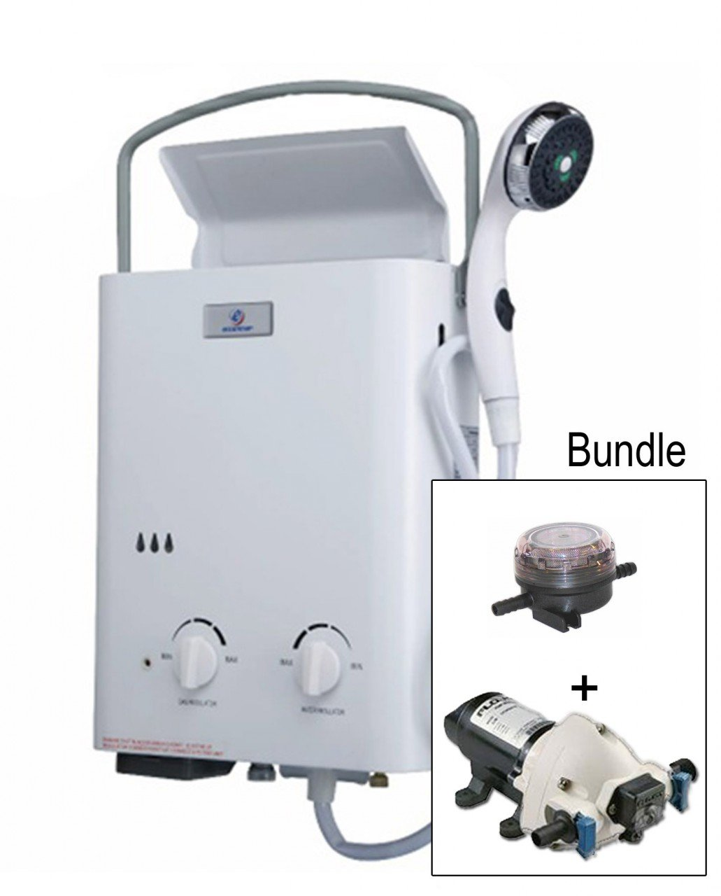 Best portable hot water heater 2015 2016 reviews reviews for Best propane heating systems
