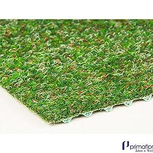 Premium Rasenteppich Patio  grün m. Noppen  (6,00EUR/m²)  2,00m x 5,50m   Kundenbewertung und Beschreibung