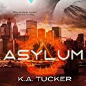 Asylum: Causal Enchantment, Book 2 Audiobook by K. A. Tucker Narrated by Khristine Hvam