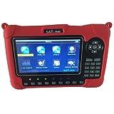 SATLINK WS-6980 DVB-S2/C/T2 COMBO Optical Power Detection Constellation analyzer/ Spectrum analyzer Digital Satellite Finder Meter