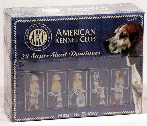 American Kennel Club Dominoes - 1