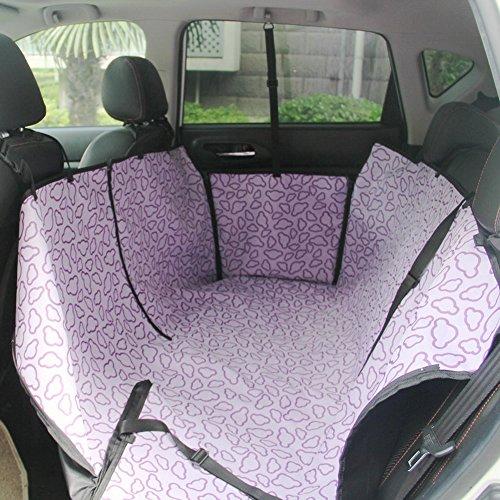 Artikelbild: Wasserdichte Bank-Sitz Hund Autositz für Lila Wolke
