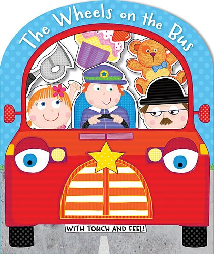 Touch And Feel Wheels On The Bus front-497216