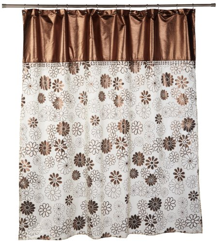 Popular Bath Phoenix Copper Shower Curtain