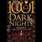 Azagoth: A Demonica Novella - 1001 Dark Nights Audiobook by Larissa Ione Narrated by Paul Boehmer