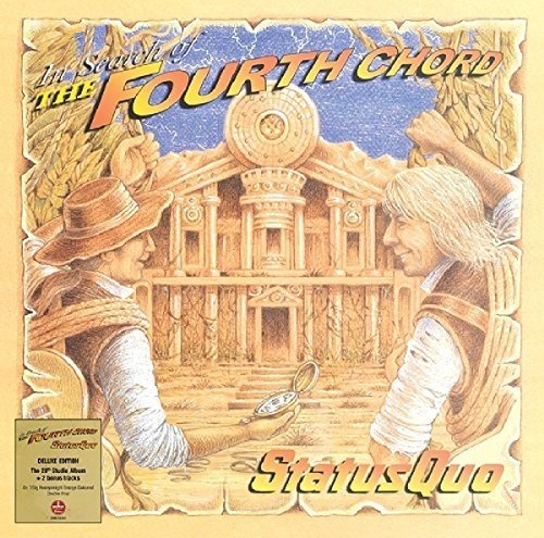 Vinilo : Status Quo - In Search Of The Fourth Chord (United Kingdom - Import, 2 Disc)