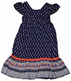 Pinehill Baby Girls' Dress (Multicolour, 1 Year)