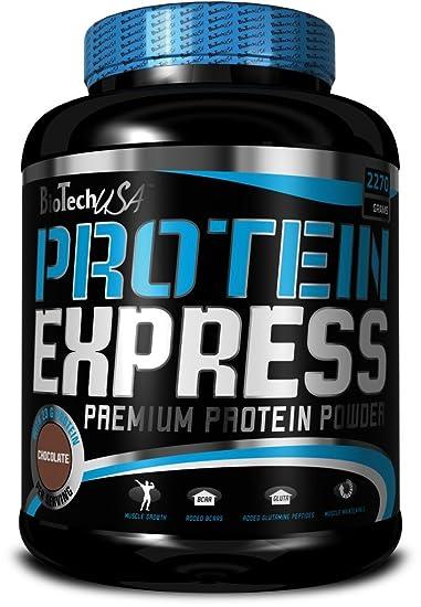 Protein Express BioTech Vanille - 2.27kg