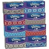 Kleenex Ultra Soft Tissues, White, 120ct, Pack of 16