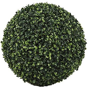 Boule de buis artificiel grand grand mod le plante for Boule de buis artificiel pour exterieur