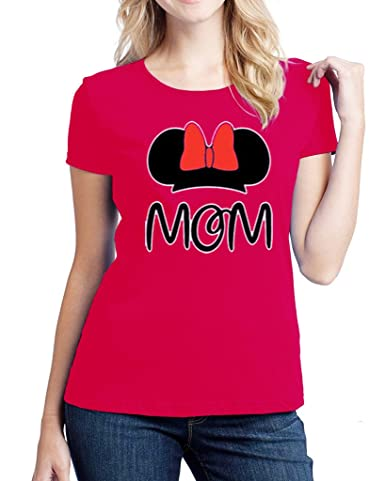 Hot Ass Tees Womens Fitted Mom Mothers Day Year Round T-shirt