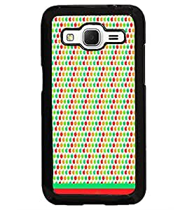 PrintDhaba Pattern D-1621 Back Case Cover for SAMSUNG GALAXY CORE PRIME (Multi-Coloured)