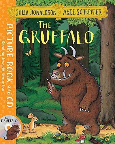 The Gruffalo: Book and CD Pack