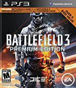 Amazon.com: Battlefield 3 Premium Edition: Playstation 3: Video Games