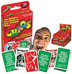 Chaos Card Game