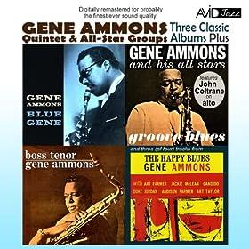 Groove Blues: Jug Handle (Feat John Coltrane)