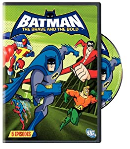 Batman The Brave And The Bold Vol 3