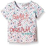 boboli, 231017 - Camiseta Punto Liso, color estampado florecitas, talla 3M(62cm)