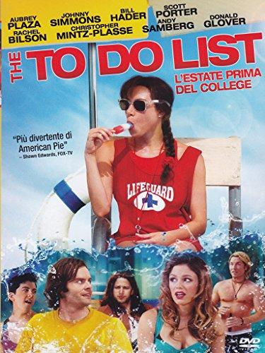 The to do list - L'estate prima del college [IT Import]