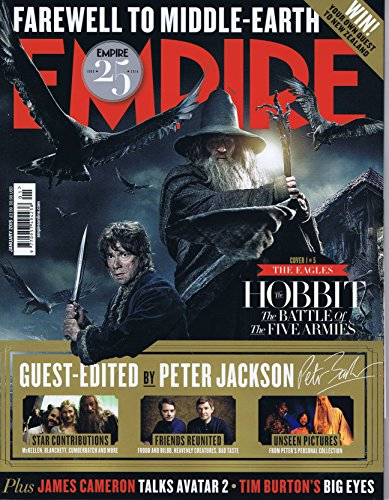 Empire [UK] January 2015 (単号)