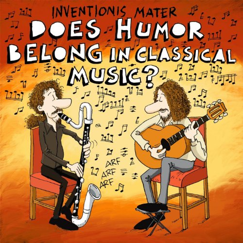 Does Humor Belong In Classical Music? front-968190