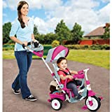 Little Tikes Perfect Fit 4-in-1 Trike, Pink
