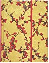 Japonica Journal (Diary, Notebook) (Fold-Over Journal)