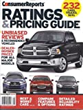 img - for Consumer Reports Ratings & Pricing Guide (September 2013) book / textbook / text book