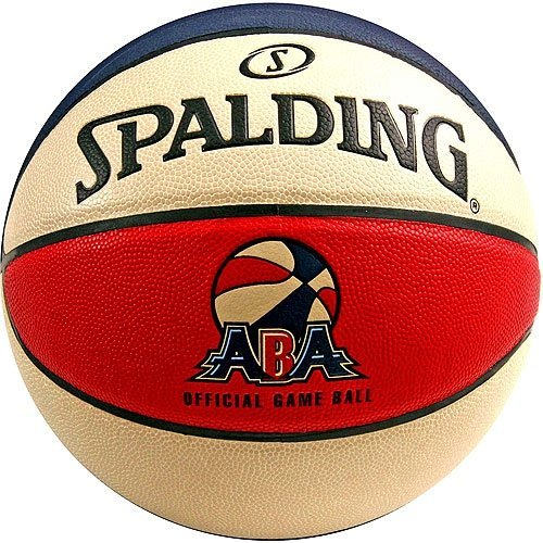 Spalding ABA Official Game Basketball Spalding Basketballs autotags B005OTETAE