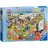 Ravensburger Best Of British The Car Boot Sale Jigsaw Puzzle (1000 Piece)