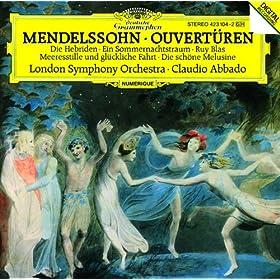 Mendelssohn: Ruy Blas, Op.95, MWV P15 - Overture To Victor Hugo's Play - Lento - Allegro molto