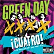 DVD GREEN DAY �CUATRO! NTSC REGION 0 FREE ZONE