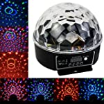 Mini LED RGB 6 LED Disco DJ Stage Lig...