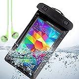 Semoss Custodia Impermeabile Waterproof per Samsung Galaxy S5,Cover Subacquea Chiusura Ermetica