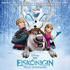 Die Eisk�nigin V�llig Unverfroren (Deutscher Original Film Soundtrack)