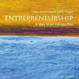 Entrepreneurship Hörbuch