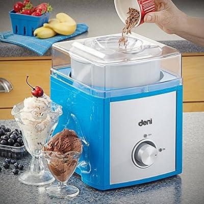 Deni Square 2-Quart Ice Cream Maker from Deni